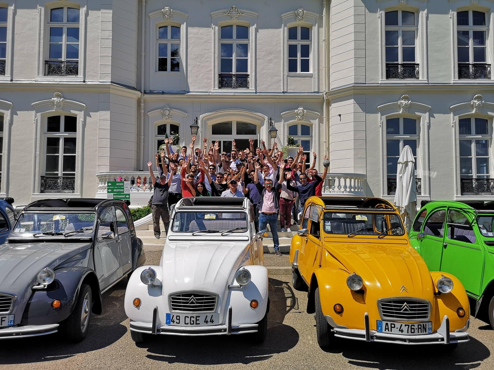 OBH EVENEMENT Séminaire et team Building La Baule Vannes Rennes Nantes DInard Sainr Malo
