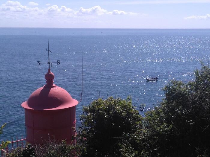 Rallye découverte à pied sur l'île de Groix Morbihan