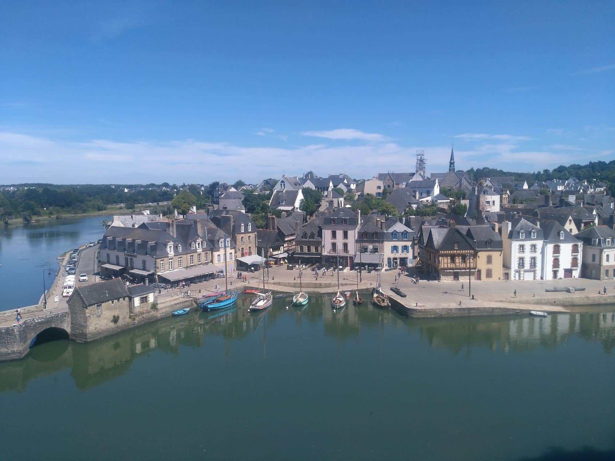 Rallye pédestre Auray Golfe du Morbihan