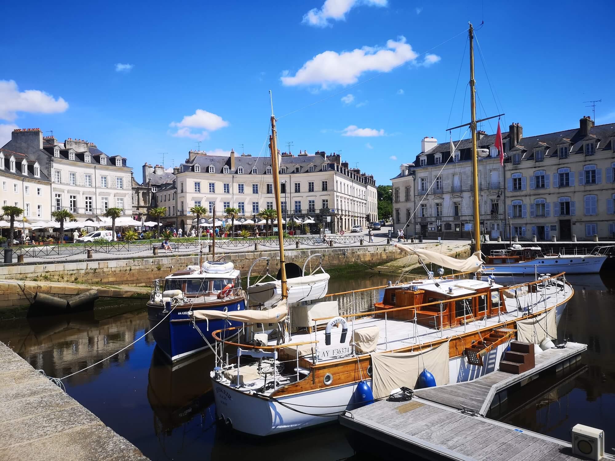 Rallye pédestre Vannes Golfe du Morbihan