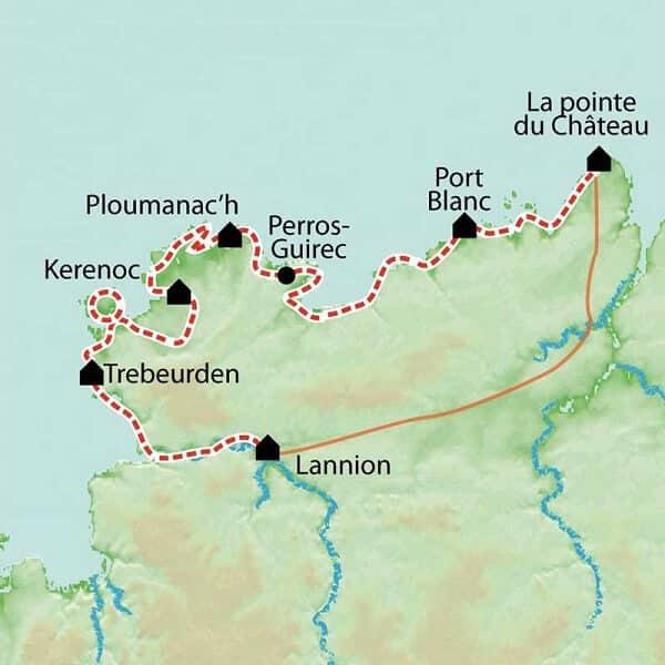 Rallye 2CV à la Côte de Granit rose avec OBH EVENEMENT