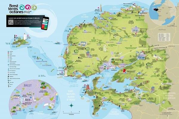 Rallye 2CV à Brest avec OBH EVENEMENT