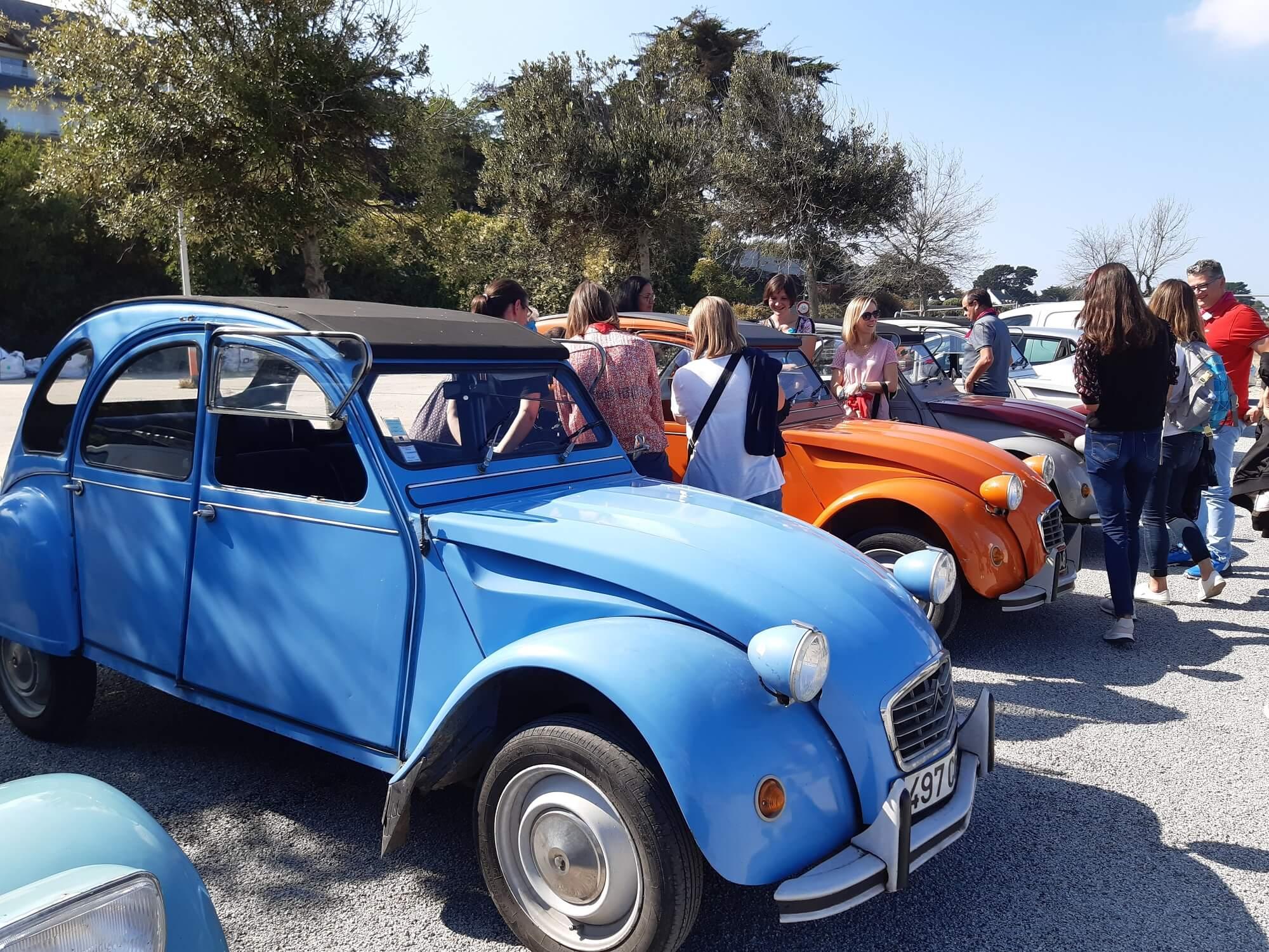 Rallye 2CV à Brière - Missillac avec OBH EVENEMENT