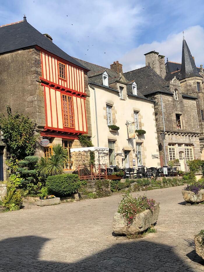 Rallye E-Solex à Rochefort en terre - La Gacilly avec OBH EVENEMENT