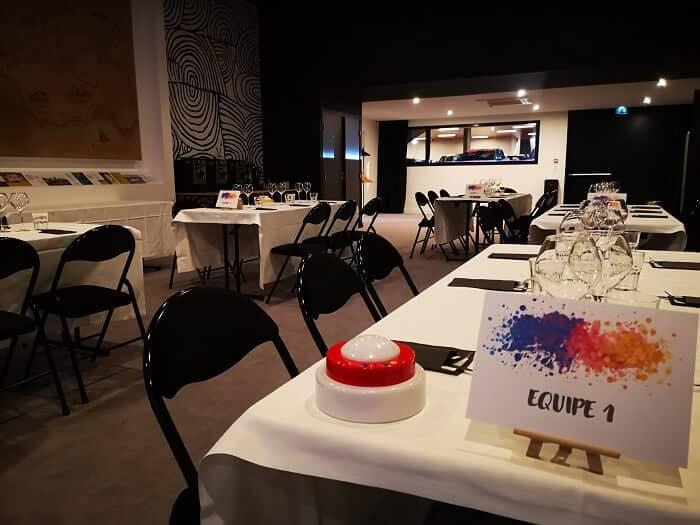 Team building activités séminaires quiz blind test Bretagne Et pays de la Loire