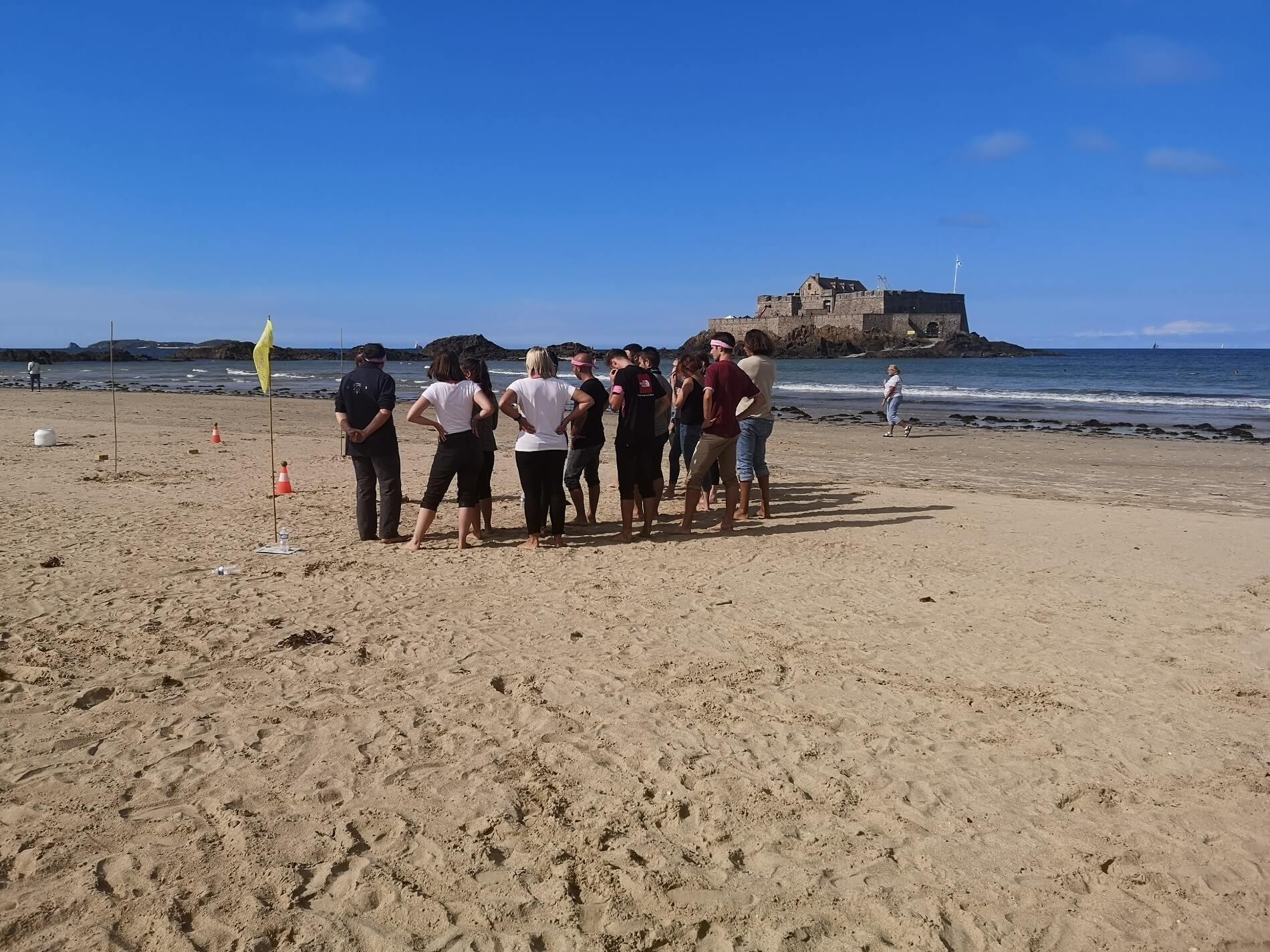 Team building challenge en Bretagne et Pays de la Loire
